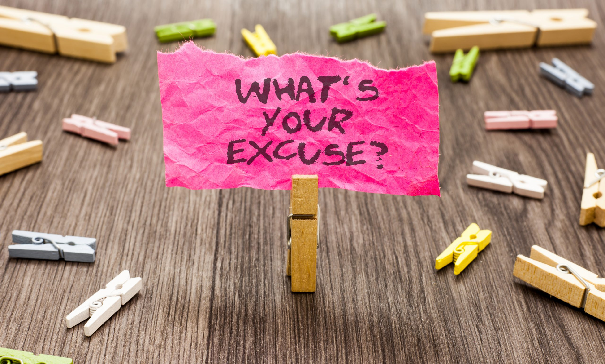 5 Top Client Excuses to Avoid Fees and How to Handle Them